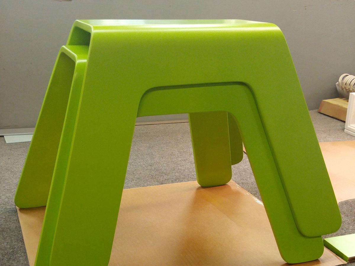 Bent Ply Kindergarten Stools