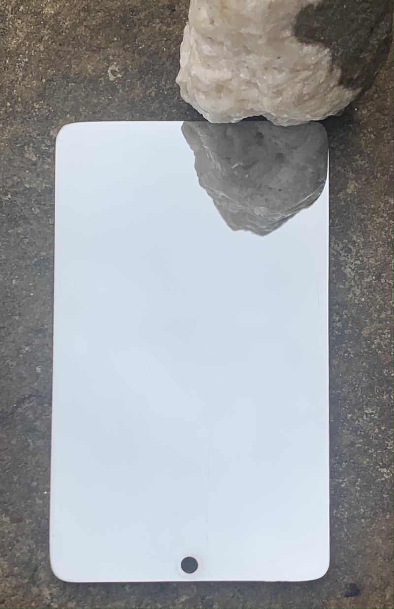Plated Mirror Chrome