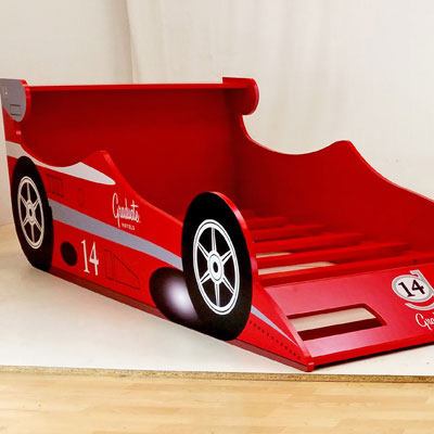 Race Car Bed Contraxx Custom Hospitality Furniture t