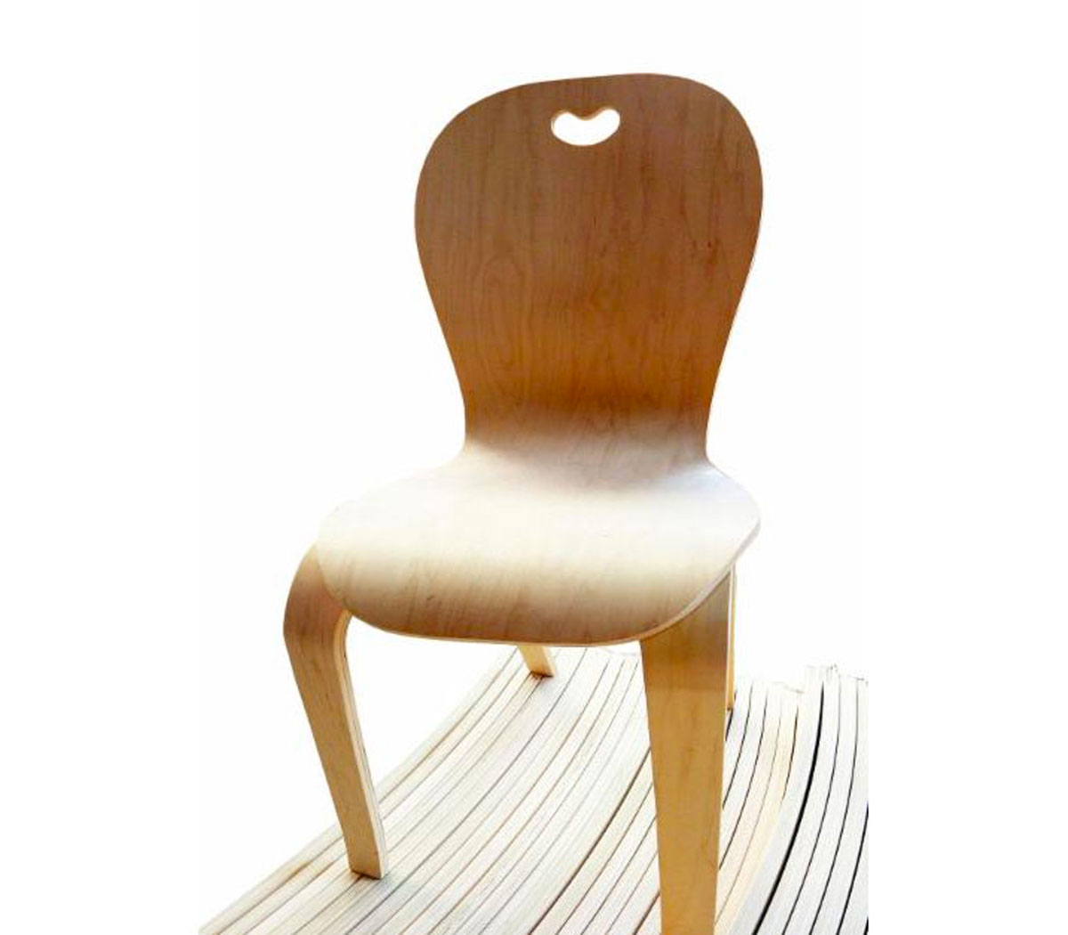 Bent Ply Chair